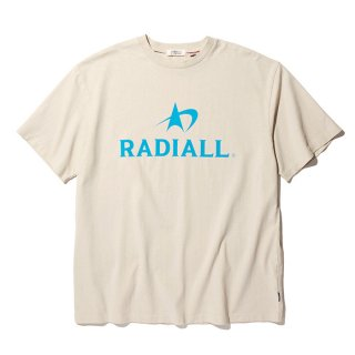RADIALL/LOGOTYPE-CREW NECK T-SHIRT S/S/スノーホワイト【20%OFF】<img class='new_mark_img2' src='https://img.shop-pro.jp/img/new/icons20.gif' style='border:none;display:inline;margin:0px;padding:0px;width:auto;' />