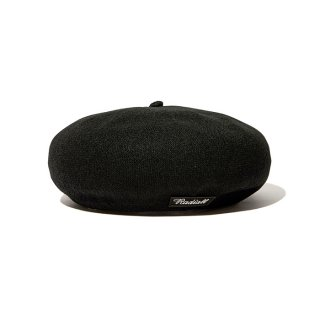 RADIALL/FLAG-BERET/ブラック【20%OFF】<img class='new_mark_img2' src='https://img.shop-pro.jp/img/new/icons20.gif' style='border:none;display:inline;margin:0px;padding:0px;width:auto;' />