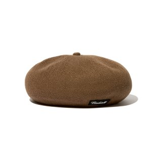 RADIALL/FLAG-BERET/ブラウン【20%OFF】<img class='new_mark_img2' src='https://img.shop-pro.jp/img/new/icons20.gif' style='border:none;display:inline;margin:0px;padding:0px;width:auto;' />