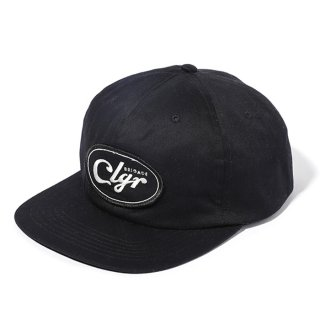 CHALLENGER/CUSTOM OVAL CAP/ブラック