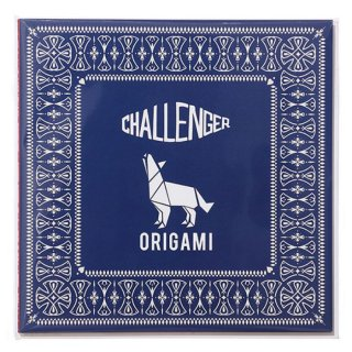 CHALLENGER/CHALLENGER ORIGINAL ORIGAMI