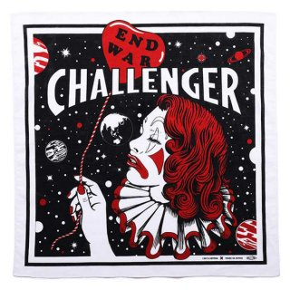 CHALLENGER/END WAR BANDANA
