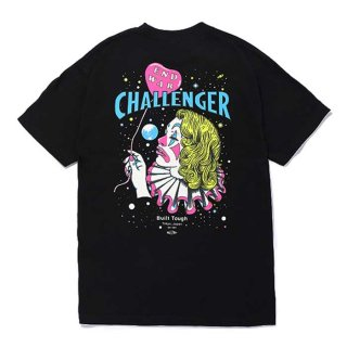 CHALLENGER/END WAR TEE
