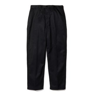 RADIALL/CVS WORK PANTS-SLIM FIT/ブラック