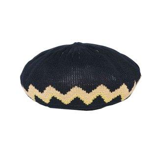 RADIALL/MATT-TAM CAP/ブラック