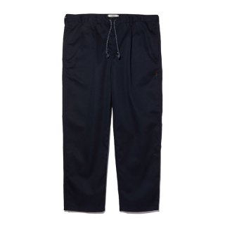 RADIALL/CONQUISTA-WIDE FIT EASY PANTS/ネイビー