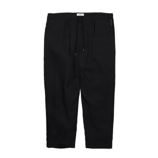 RADIALL/CAMINO-STRAIGHT FIT EASY PANTS/ブラック【20%OFF】<img class='new_mark_img2' src='https://img.shop-pro.jp/img/new/icons20.gif' style='border:none;display:inline;margin:0px;padding:0px;width:auto;' />