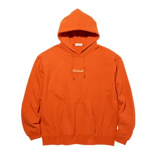 RADIALL/FLAGS-HOODIE SWEATSHIRT L/S/オレンジ