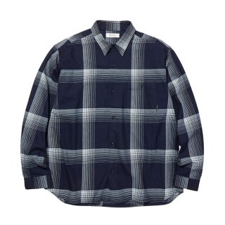 RADIALL/MONTE CALRO-REGULAR COLLARED SHIRT L/S