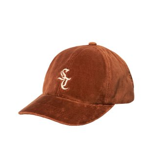 RADIALL/SUNTOWN-BASEBALL LOW CAP/ブラウン