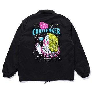 <img class='new_mark_img1' src='https://img.shop-pro.jp/img/new/icons8.gif' style='border:none;display:inline;margin:0px;padding:0px;width:auto;' />CHALLENGER/END WAR COACH JACKET