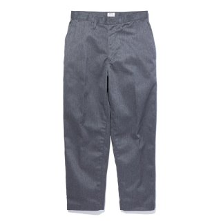 <img class='new_mark_img1' src='https://img.shop-pro.jp/img/new/icons8.gif' style='border:none;display:inline;margin:0px;padding:0px;width:auto;' />RADIALL/CONQUISTA-SLIM TAPERED FIT PANTS/グレー