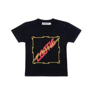 COOTIE/PRINT S/S TEE/ブラック