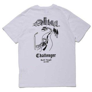 CHALLENGER/YOKOHAMA TEE/ホワイト