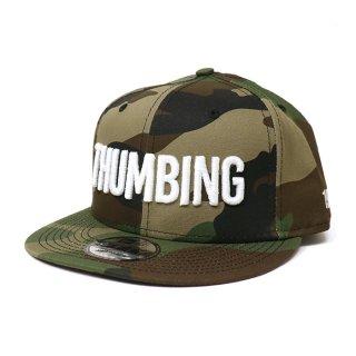 THUMBING/15TH N-E CAP/迷彩/送料無料