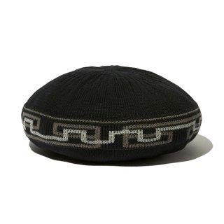 RADIALL/WHITTIER-TAM CAP/ブラック