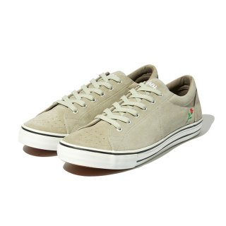 RADIALL/CONQUISTA-LOW TOP SNEAKER/グレー