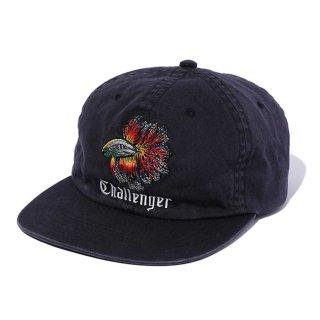 CHALLENGER/BETTA CAP/ブラック