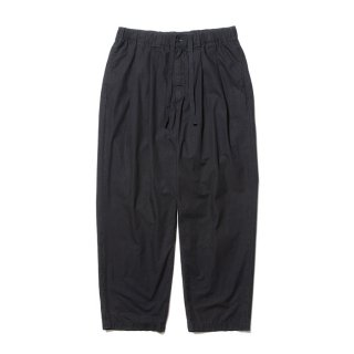 <img class='new_mark_img1' src='https://img.shop-pro.jp/img/new/icons8.gif' style='border:none;display:inline;margin:0px;padding:0px;width:auto;' />COOTIE/GARMENT DYED 2 TUCK EASY PANTS/ブラック