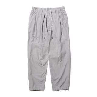 <img class='new_mark_img1' src='https://img.shop-pro.jp/img/new/icons8.gif' style='border:none;display:inline;margin:0px;padding:0px;width:auto;' />COOTIE/GARMENT DYED 2 TUCK EASY PANTS/グレー