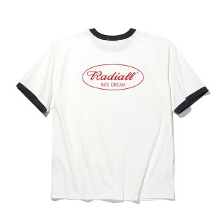 <img class='new_mark_img1' src='https://img.shop-pro.jp/img/new/icons8.gif' style='border:none;display:inline;margin:0px;padding:0px;width:auto;' />RADIALL/OVAL-CREW NECK T-SHIRT S/S