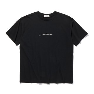 <img class='new_mark_img1' src='https://img.shop-pro.jp/img/new/icons8.gif' style='border:none;display:inline;margin:0px;padding:0px;width:auto;' />RADIALL/LO-N-SLO-CREW NECK T-SHIRT S/S/ブラック