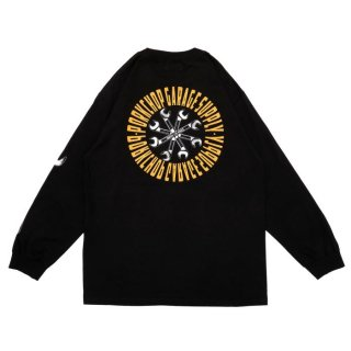 PORKCHOP/WRENCH L/S TEE