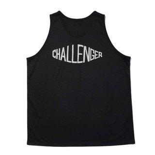 CHALLENGER/LOGO MESH TANK TOP