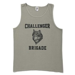 <img class='new_mark_img1' src='https://img.shop-pro.jp/img/new/icons8.gif' style='border:none;display:inline;margin:0px;padding:0px;width:auto;' />CHALLENGER/LOGO TANK TOP/サンドストーン