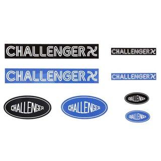 CHALLENGER/LOGO STICKER SET