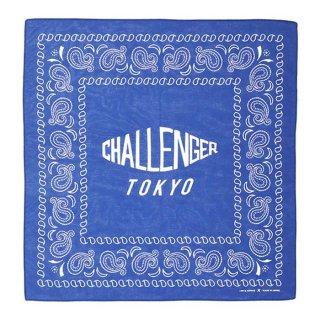 CHALLENGER/CHALLENGER BANDANA