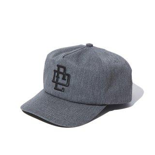RADIALL/COMPTON-BASEBALL CAP/ヘザーグレー