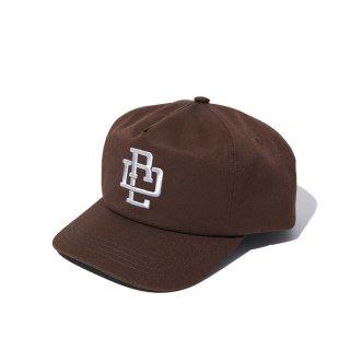 RADIALL/COMPTON-BASEBALL CAP/ブラウン