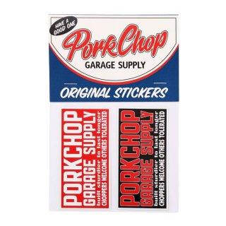 PORKCHOP/SQUARE STICKER SET