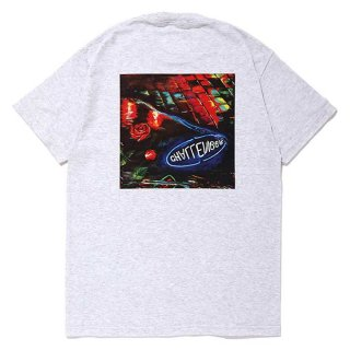 CHALLENGER/PUDDLE TEE/アッシュグレー
