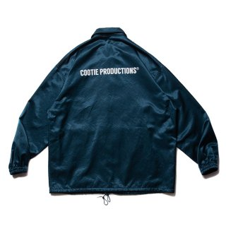 <img class='new_mark_img1' src='https://img.shop-pro.jp/img/new/icons8.gif' style='border:none;display:inline;margin:0px;padding:0px;width:auto;' />COOTIE/R/C SATIN COACH JACKET/ネイビー