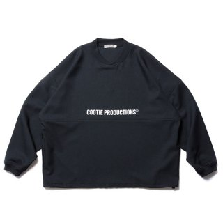 <img class='new_mark_img1' src='https://img.shop-pro.jp/img/new/icons8.gif' style='border:none;display:inline;margin:0px;padding:0px;width:auto;' />COOTIE/POLYESTER TWILL FOOTBALL L/S TEE