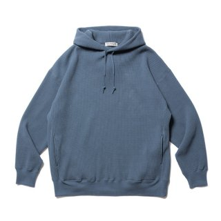 <img class='new_mark_img1' src='https://img.shop-pro.jp/img/new/icons8.gif' style='border:none;display:inline;margin:0px;padding:0px;width:auto;' />COOTIE/HEAVY WAFFLE PULLOVER PARKA/スモークブルー