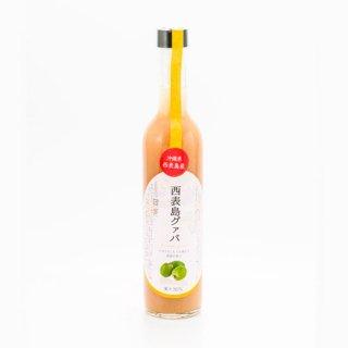 沖縄 西表島産 グァバジュース500ml 果汁35% 1本入り