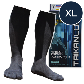<img class='new_mark_img1' src='https://img.shop-pro.jp/img/new/icons24.gif' style='border:none;display:inline;margin:0px;padding:0px;width:auto;' />【初代】TAIKAN core 着圧ロングタイプ XLサイズ