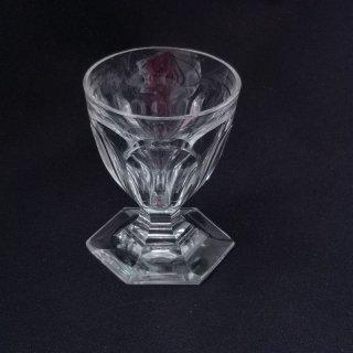 アンティークバカラ (オールドバカラ)ブルボン bourbonワイングラス 小 A