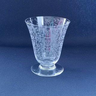 フランス アンティークバカラ(オールドバカラ)ミケランジェロ 赤ワイングラス B