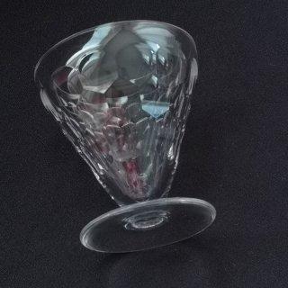 フランス アンティークバカラ(オールドバカラ)シャルムcharmes ワイングラス D