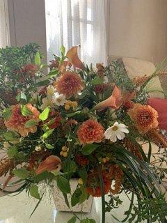 お祝い花 アレンジメント