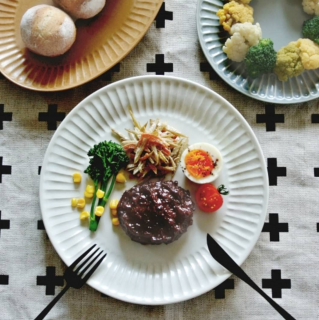 SHINOGI 丸皿 サークルプレート Lサイズ / 23cm