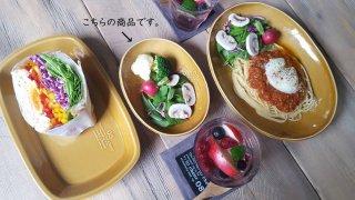 Feliceオリジナル食器 ドマーニ 楕円皿 Sサイズ