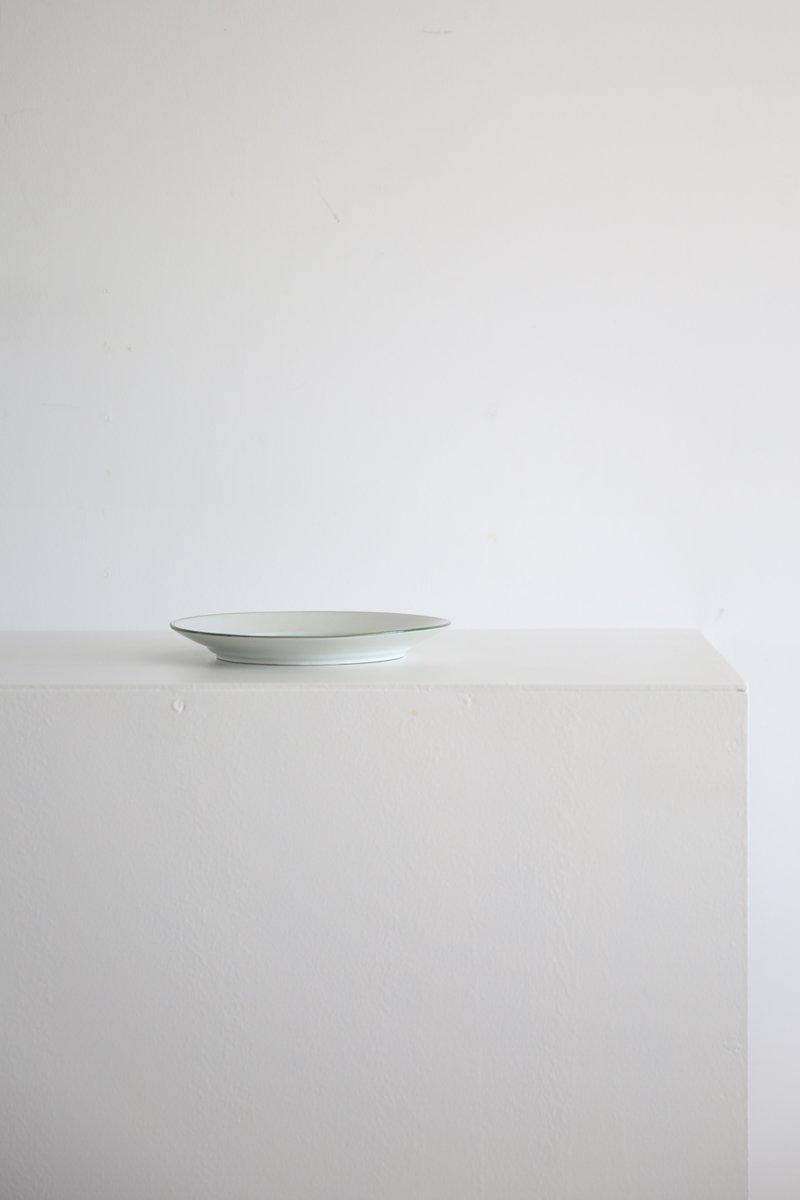 7寸リム皿 line