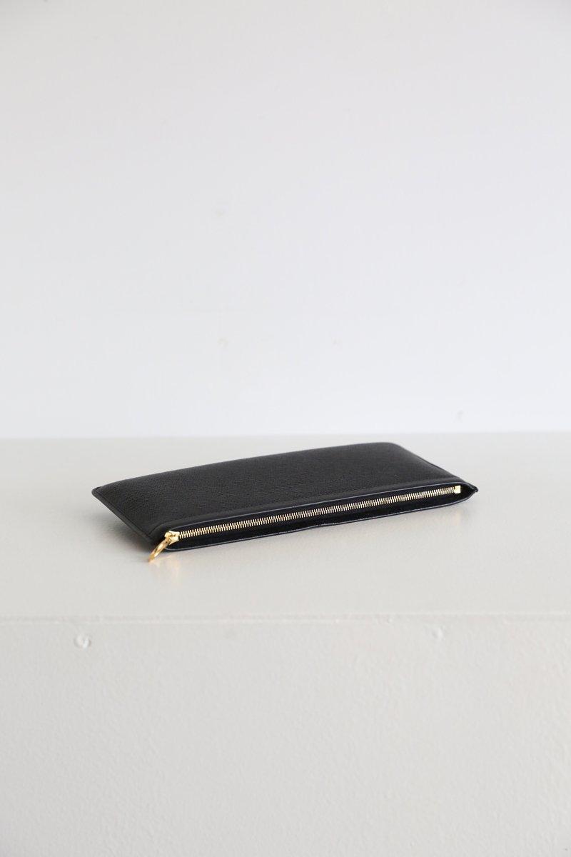 Wallet|black/gold