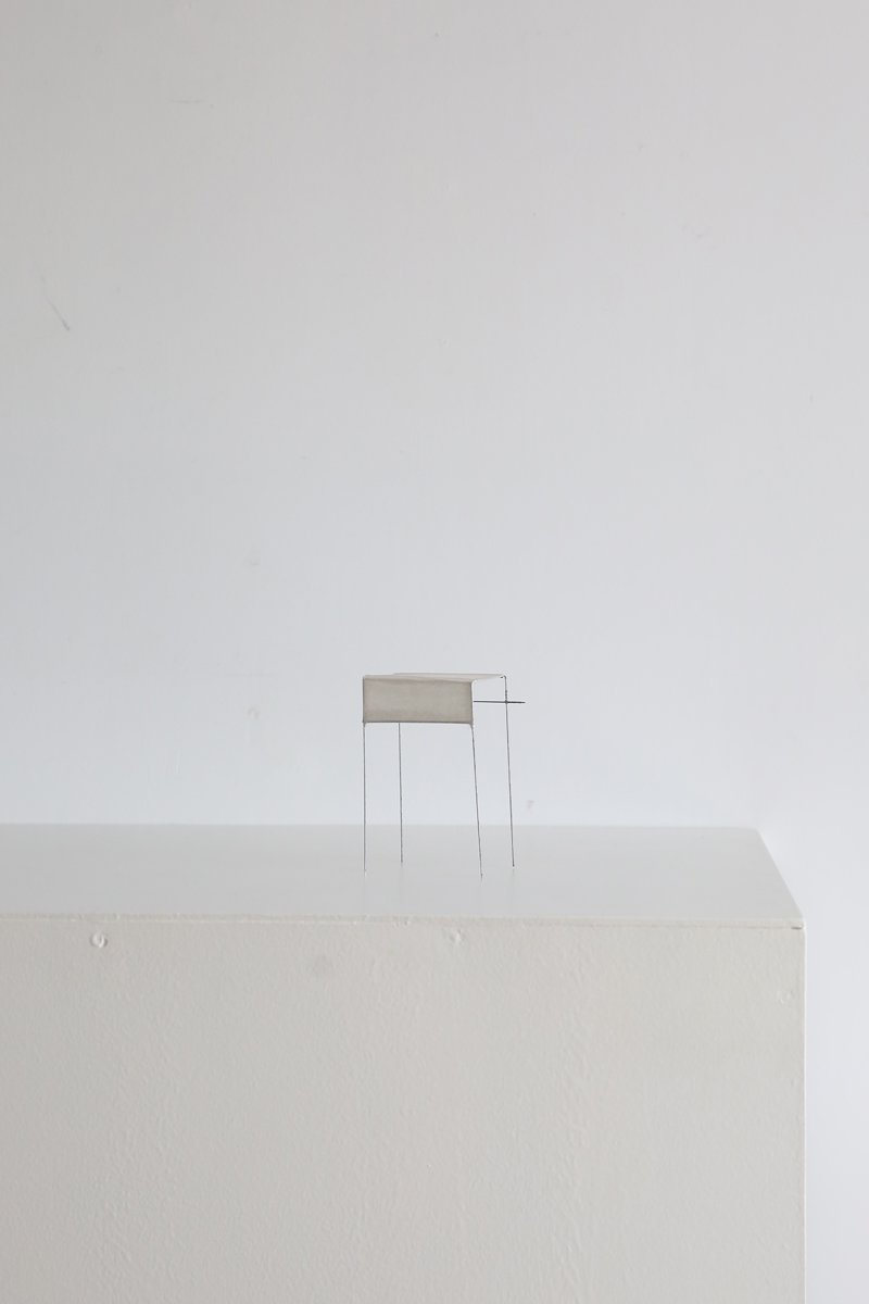 紙飾り|白銀