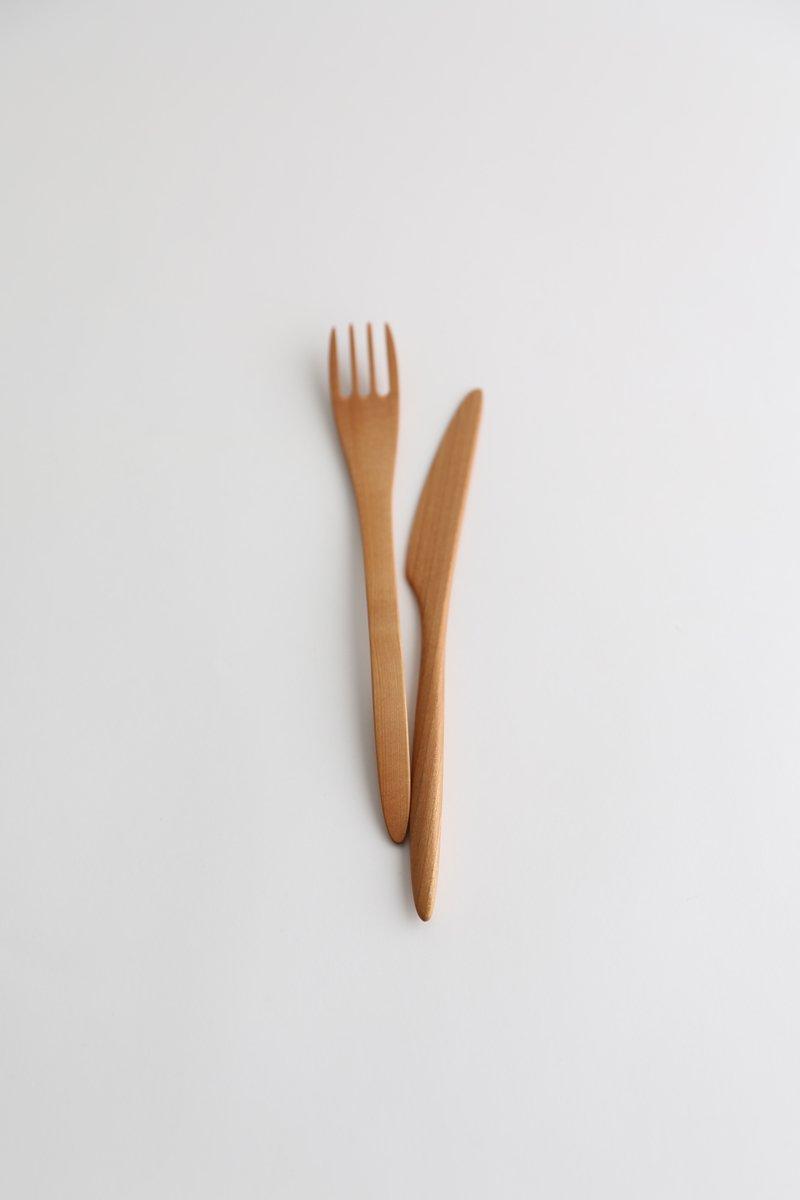 パンケーキフォーク・ナイフ